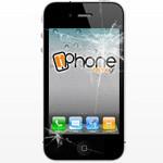 Επισκευή iPhone 4 Κρύσταλλο αφής