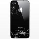 Επισκευή πίσω όψης iPhone 4