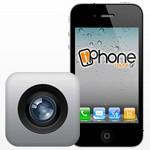 Επισκευή Μπροστινής Κάμερας iPhone 4