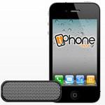 Επισκευή ακουστικού iPhone 4