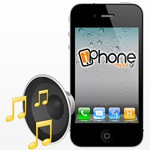 Επισκευή ηχείου iPhone 4