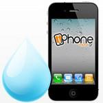 Επισκευή βρεγμένου iPhone 4