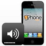 Επισκευή iPhone 4s Πλήκτρων Έντασης Ήχου