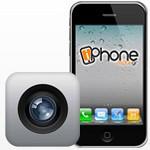 Επισκευή iPhone 3Gs Κάμερας