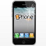 Επισκευή iPhone 3G Digitizer Κρύσταλλο αφής