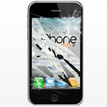 Eπισκευή κρυστάλλου αφής και οθόνης LCD  iPhone 3G