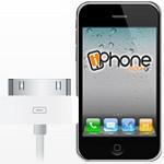 Επισκευή iPhone 3G κεντρικής υποδοχής