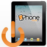 Αντικατάσταση Πλήκτρων On/Off iPad