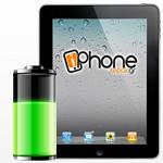 Επισκευή Μπαταρίας iPad