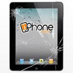 Αλλαγή Oθόνης Κρύσταλλο Αφής iPad 2