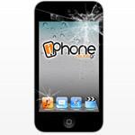 Επισκευή iPod Touch 4 digitizer κρύσταλλο αφής