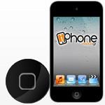 iPod Touch 4 Επισκευή Κεντρικού Πλήκτρου