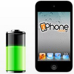 iPod Touch 4 Επισκευή Μπαταρίας