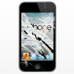 iPod Touch 3 Επισκευή Οθόνης LCD και digitizer