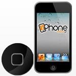 iPod Touch 3 Επισκευή κεντρικού πλήκτρου