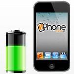 Επισκευή iPod Touch 2 Μπαταρίας
