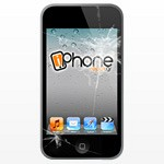 iPod Touch Επισκευή κρύσταλλο αφής
