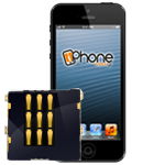 iPhone 5 SIM reader repair