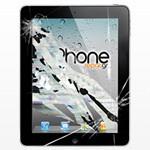 Επισκευή Οθόνης LCD και κρυστάλλου αφής iPad 4